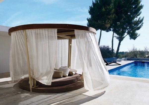 30 красивейших кроватей с балдахинами для вашей террасы 17 (600x424, 166Kb)