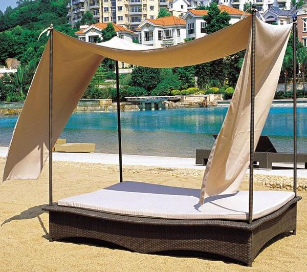 30 красивейших кроватей с балдахинами для вашей террасы 26 (600x531, 131Kb)