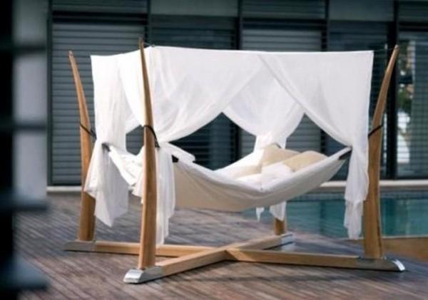 30 красивейших кроватей с балдахинами для вашей террасы 30 (600x421, 47Kb)
