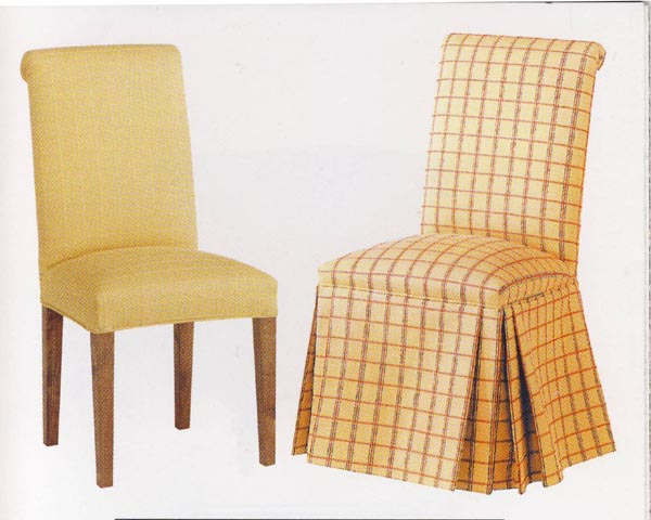 Contemporary dining room chair