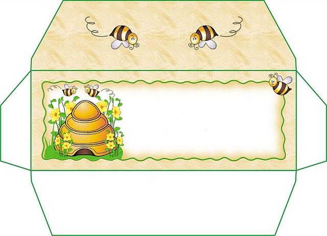 Конверт с днем рождения из а4 шаблон распечатать