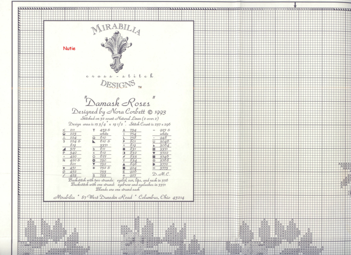 MD01 Damask Roses_chart01 (700x509, 403Kb)
