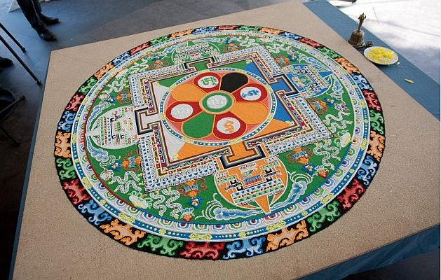 Mandala (629x400, 88Kb)