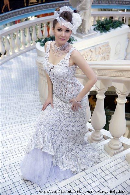 针织的婚纱礼服 - maomao - 我随心动