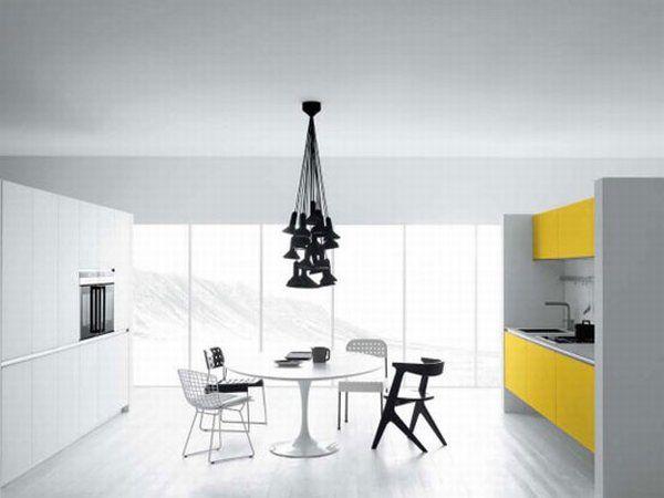 Дизайн интерьера кухни.