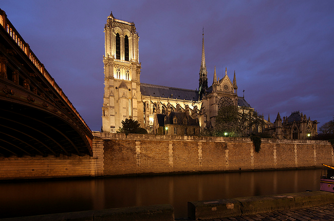 Paris Notre Dame  Flickr - Photo Sharing! (650x430, 558Kb)