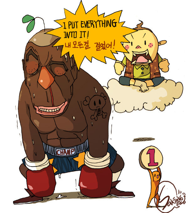Жуткие иллюстрации художника Sakiroo Cho
