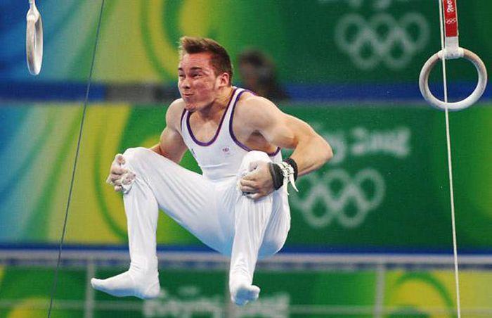 Смешные фотографии спортсменов