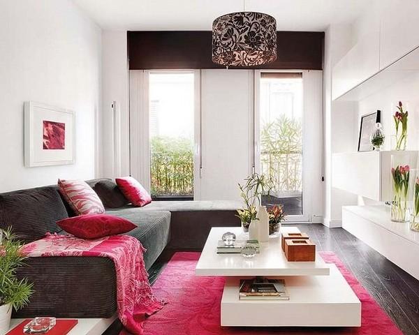Интерьеры квартир 2011 - двухуровневая квартира в Мадриде 3 (600x480, 78Kb)