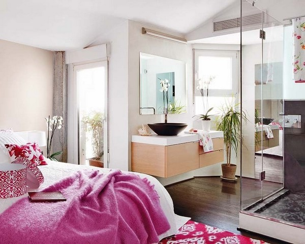 Интерьеры квартир 2011 - двухуровневая квартира в Мадриде 9 (600x480, 77Kb)