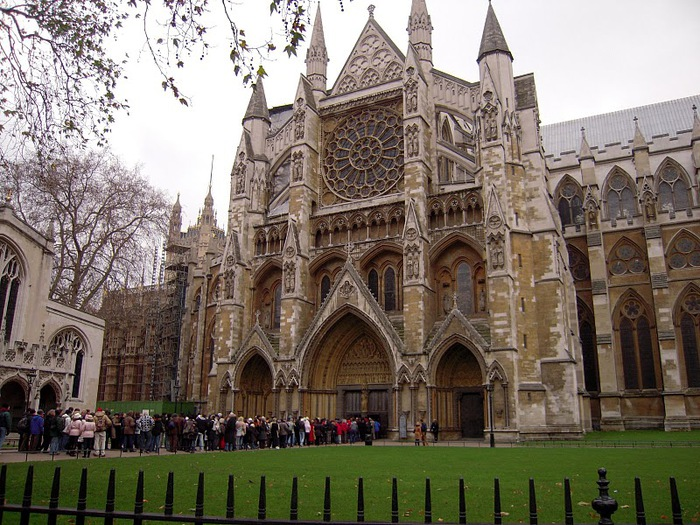 Вестминстерское Аббатство (Westminster Abbey) 23352