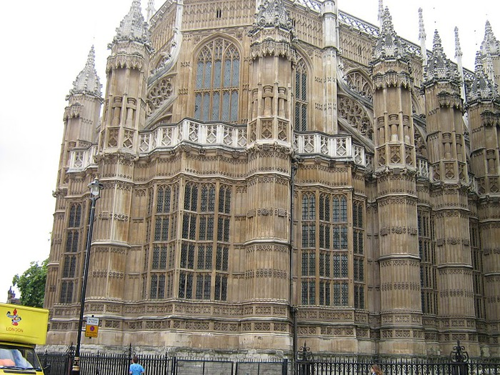 Вестминстерское Аббатство (Westminster Abbey) 95415