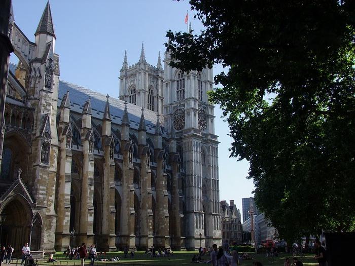 Вестминстерское Аббатство (Westminster Abbey) 58798