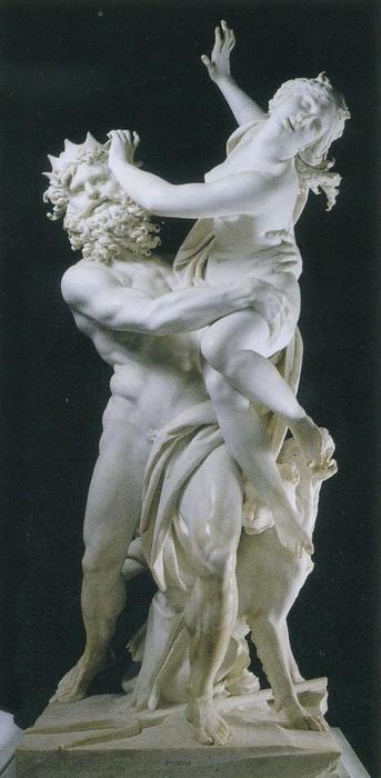 Похищение Прозерпины. 1621-1622.