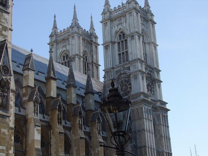 Вестминстерское Аббатство (Westminster Abbey) 53966