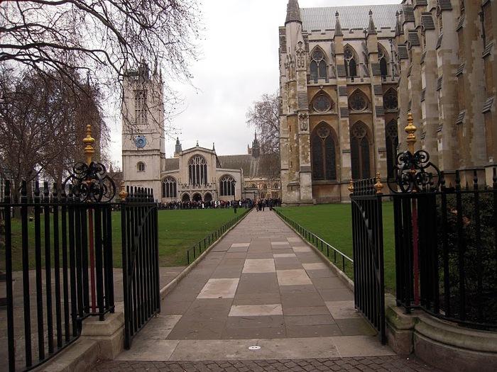 Вестминстерское Аббатство (Westminster Abbey) 31815