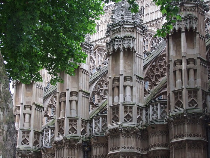 Вестминстерское Аббатство (Westminster Abbey) 28842