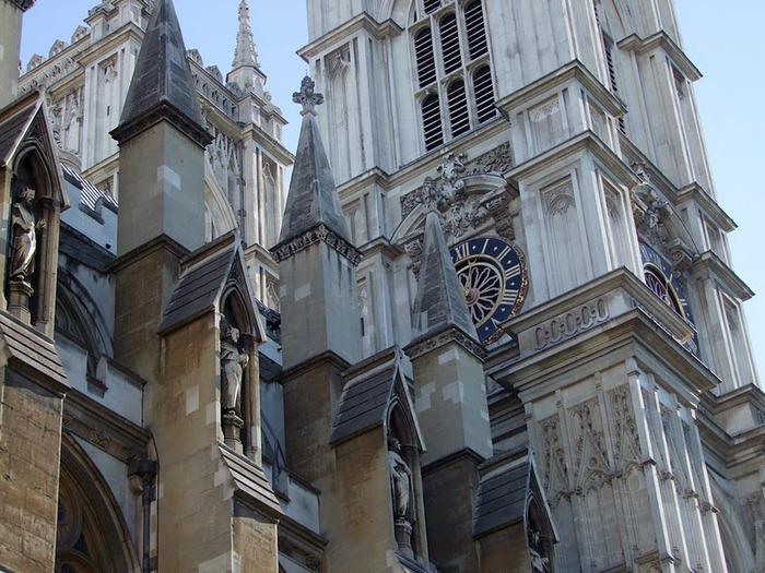 Вестминстерское Аббатство (Westminster Abbey) 13188