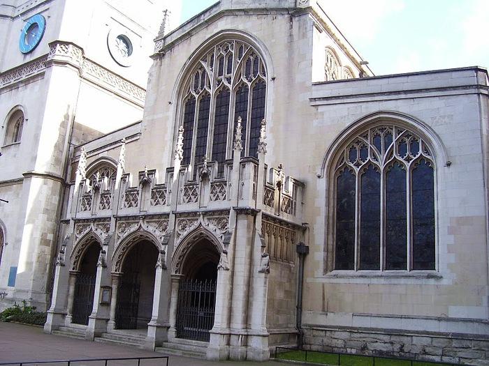Вестминстерское Аббатство (Westminster Abbey) 57697