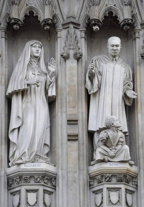 Вестминстерское Аббатство (Westminster Abbey) 17040