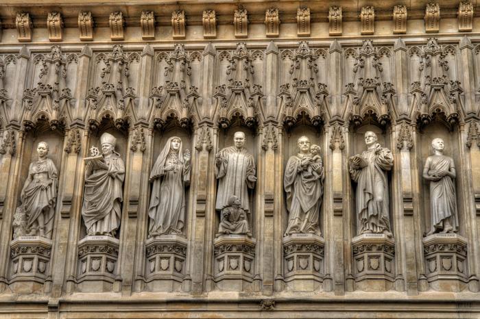 Вестминстерское Аббатство (Westminster Abbey) 54011
