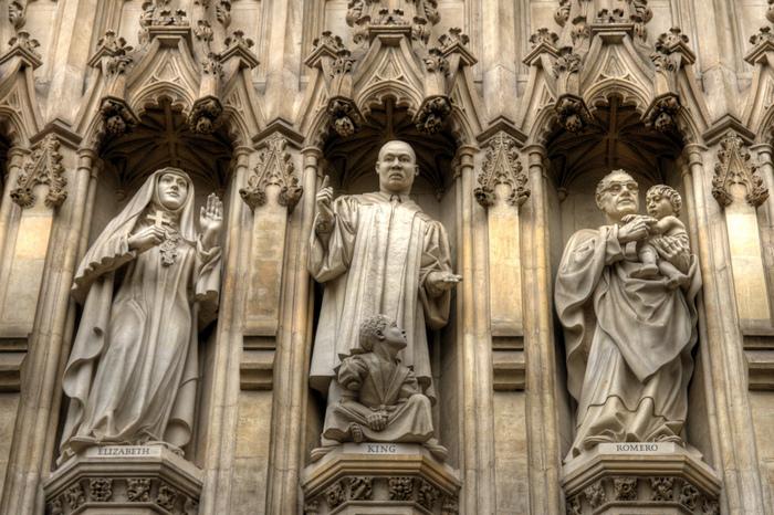 Вестминстерское Аббатство (Westminster Abbey) 34234