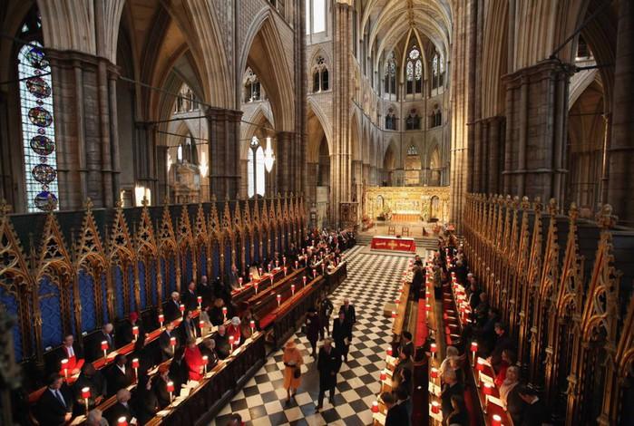 Вестминстерское Аббатство (Westminster Abbey) 23215