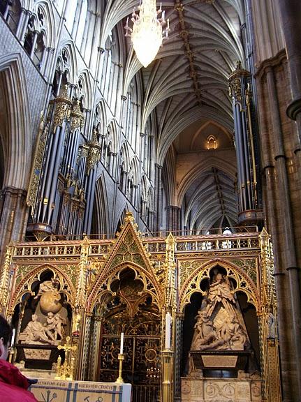 Вестминстерское Аббатство (Westminster Abbey) 79993