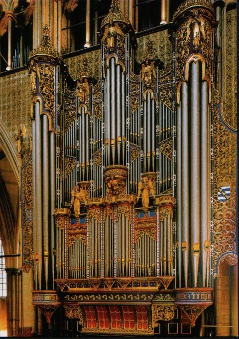 Вестминстерское Аббатство (Westminster Abbey) 23449