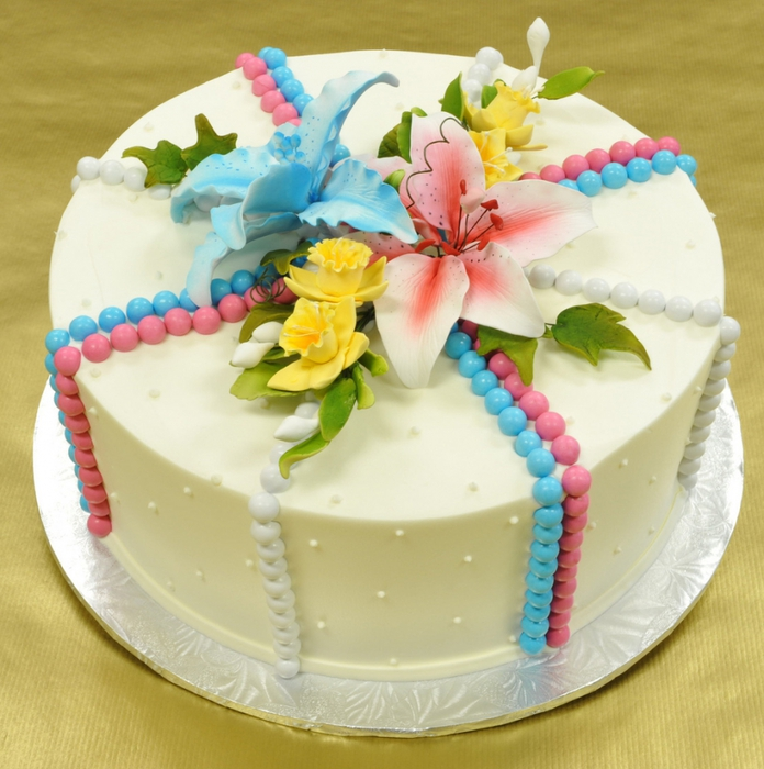 4278666_3387742080_1b69032f25_Sixlets_Flower_Cake_L (696x700, 313Kb)