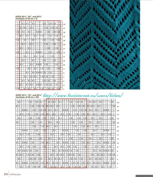 Вязание спицами модели и схемы на Вязание спицами * Рубрика.