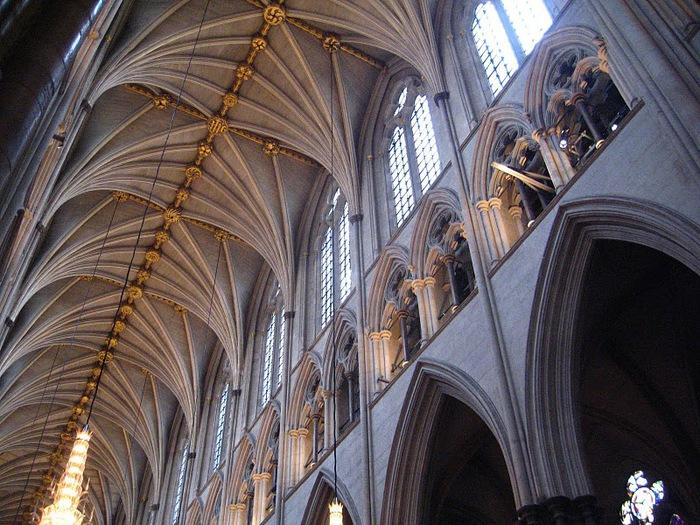 Вестминстерское Аббатство (Westminster Abbey) 57444