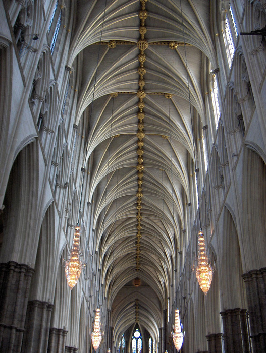 Вестминстерское Аббатство (Westminster Abbey) 62183