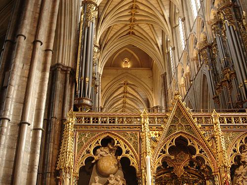 Вестминстерское Аббатство (Westminster Abbey) 16912