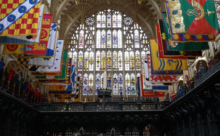 Вестминстерское Аббатство (Westminster Abbey) 73925