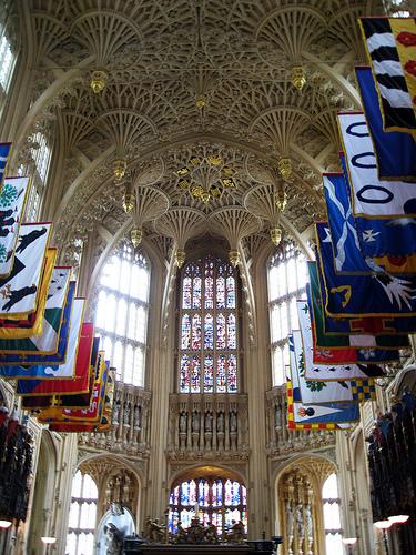 Вестминстерское Аббатство (Westminster Abbey) 21386
