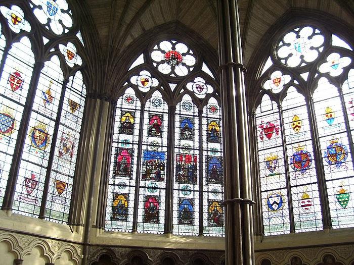 Вестминстерское Аббатство (Westminster Abbey) 32099