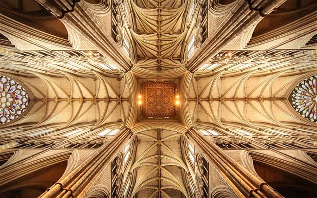 Вестминстерское Аббатство (Westminster Abbey) 60633