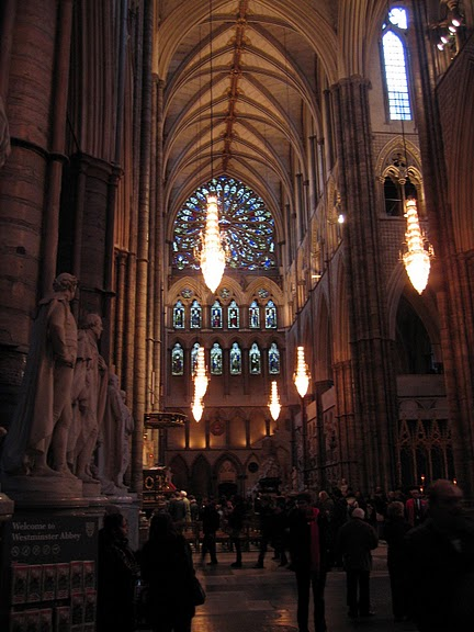 Вестминстерское Аббатство (Westminster Abbey) 80411