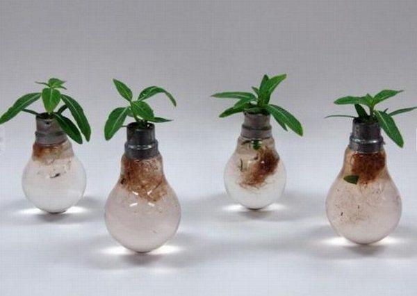 Энергосберегающие поделки своими руками