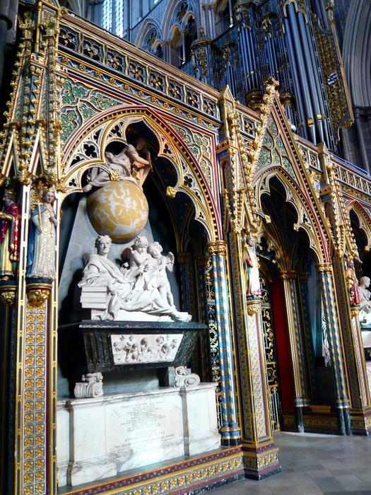 Вестминстерское Аббатство (Westminster Abbey) 83869