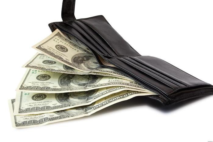 Как зарядить кошелек на деньги