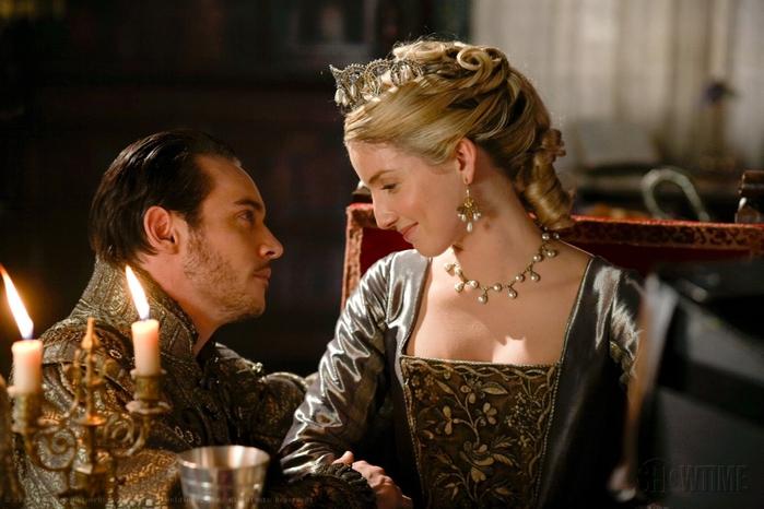 Т/с Тюдоры С1 Вставай, мой господин Генри принимает решение жениться на Анн