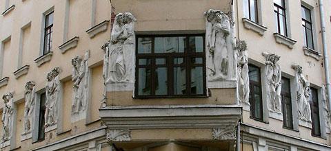 Публичные дома в Москве до революции