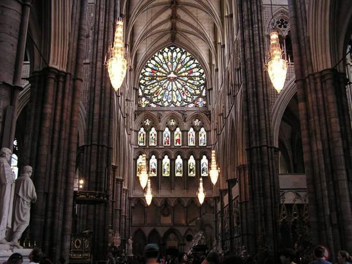 Вестминстерское Аббатство (Westminster Abbey) 63719