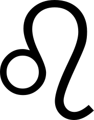 184px-Leo.svg (184x235, 5Kb)