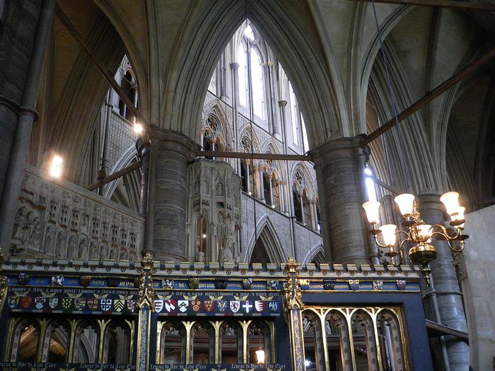 Вестминстерское Аббатство (Westminster Abbey) 33247