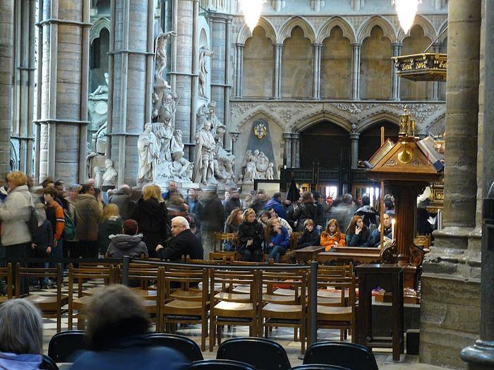 Вестминстерское Аббатство (Westminster Abbey) 22497