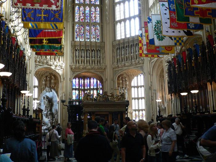 Вестминстерское Аббатство (Westminster Abbey) 97019