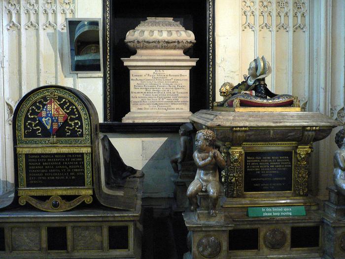 Вестминстерское Аббатство (Westminster Abbey) 80814